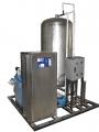 合川高浓度臭氧水混合罐系统